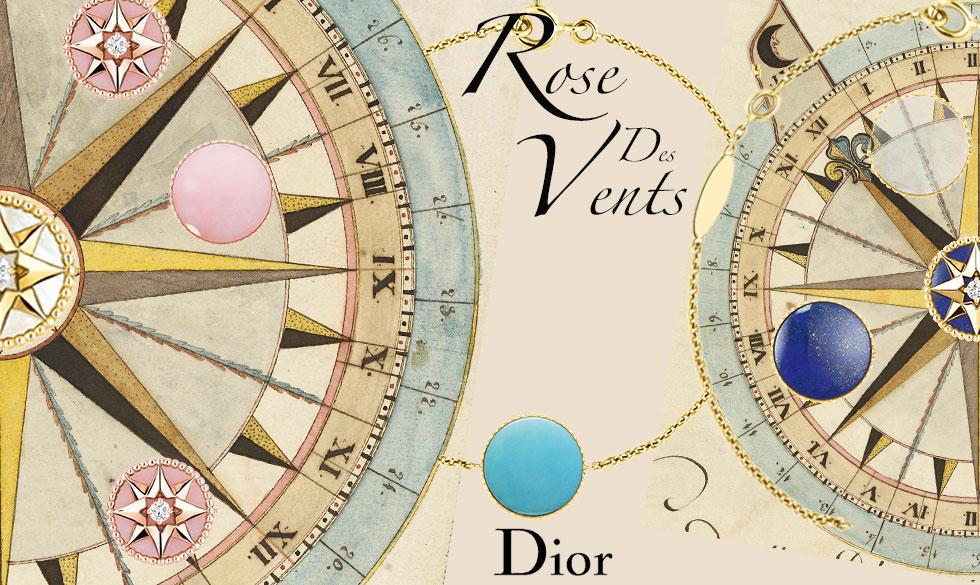Rose des Vents Painting Lapis, Turq, Pink Opal 1